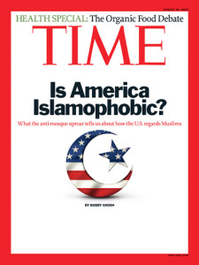 TIME Cover Islamophobia