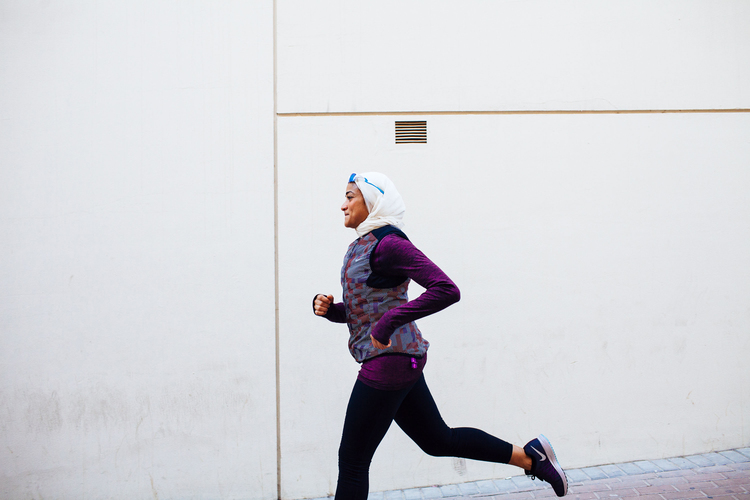 """VIDEO: """"NIKE Arabic Commercial Features All Muslim Women"""